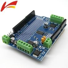 Standard IIC I2C TB6612 Mosfet Stepper Motor PCA9685 PWM Servo Driver Shield V2 Robot PWM Uno Mega R3 Replace L293D