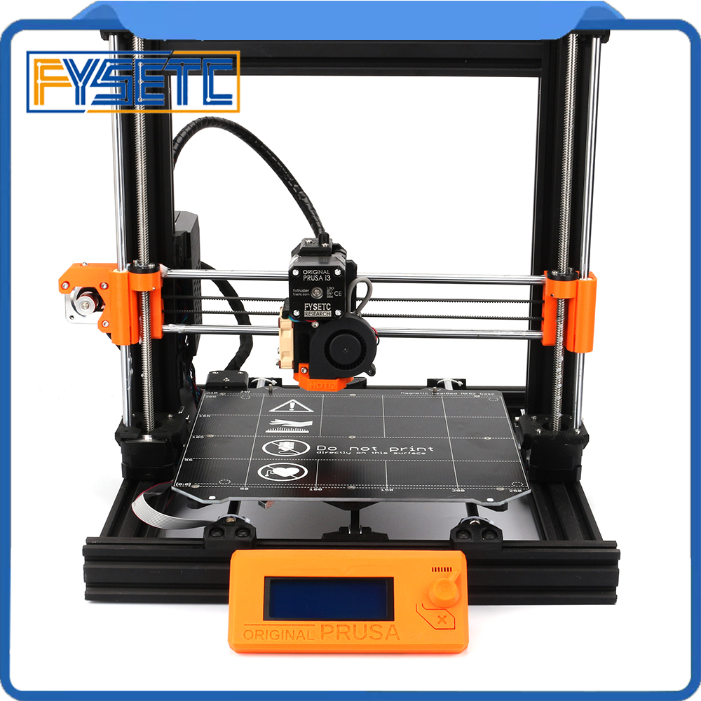 1 Set DIY Complete Clone Prusa i3 MK3 Upgrade 2040 V-SLOT 3D Printer Full  Kit With Einsy Rambo Board