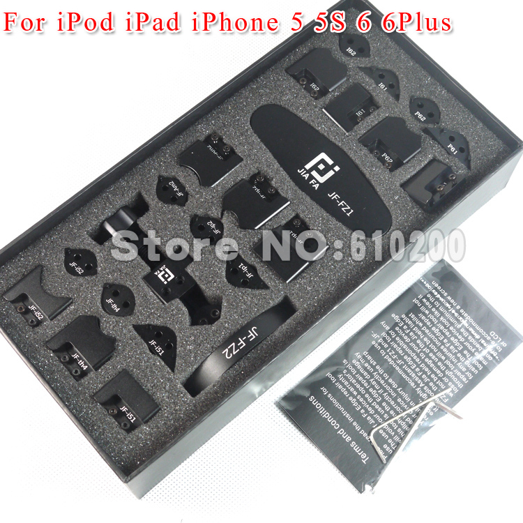DHL FedEx gTool icorner For iPod iPad font b iPhone b font 5 5S 6 6Plus