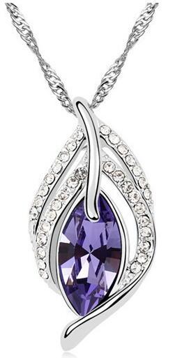 Silver Purple