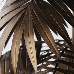 Image 4 - لوفت الحديثة شجرة جوز الهند نجفة مزودة بإضاءات ليد E27 الصناعية الإبداعية مصباح معلق لغرفة المعيشة مطعم غرفة نوم اللوبي فندق