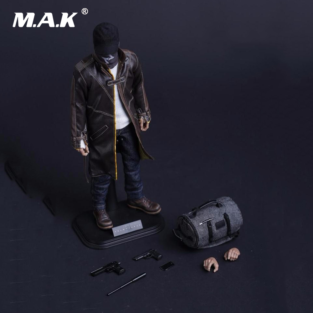 Collection 1/6 Scale Male Figure Nightmare Stalker Adam Pearce Full Set Man Action Figure Model Toys for Gift 1 6 scale full set male action figure kmf037 john wick retired killer keanu reeves figure model toys for gift collections
