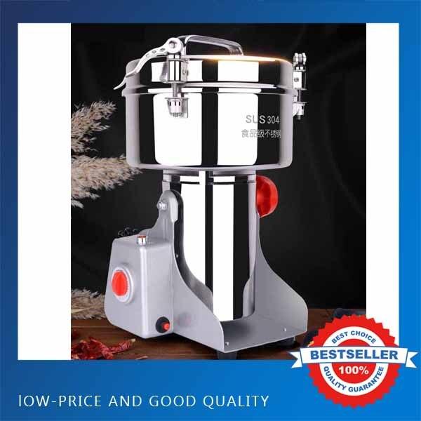 Home Use 1000g Ultrafine Mill Powder Grinder Machine  220V 50HZ Medicine Flour Crusher