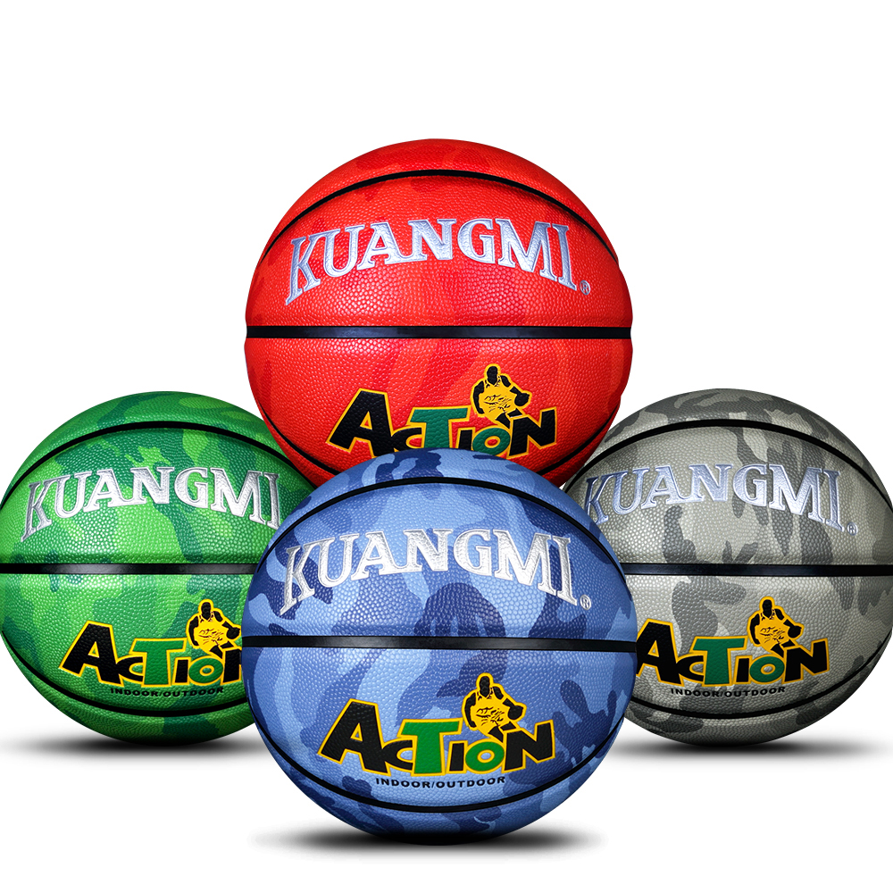 Kuangmi Sporting Goods Basketball PU Training Game Basketball Ball indoor outdoor Official Size 7 Military Sporit Series netball kuangmi sporting goods basketball pu training game basketball ball indoor outdoor official size 7 military sporit series netball