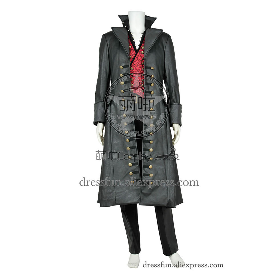 Once Upon a Time Rumplestiltskin Adult Mens Costume