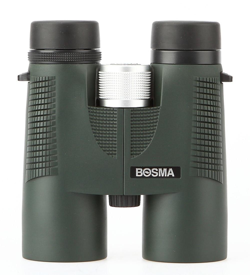 Bosma NIMROD Fully Multi-coated HD BaK4 Roof Prism Fogproof 8X42mm Binoculars for Hunting Birding Outdoor Sports,Telescope.  цены