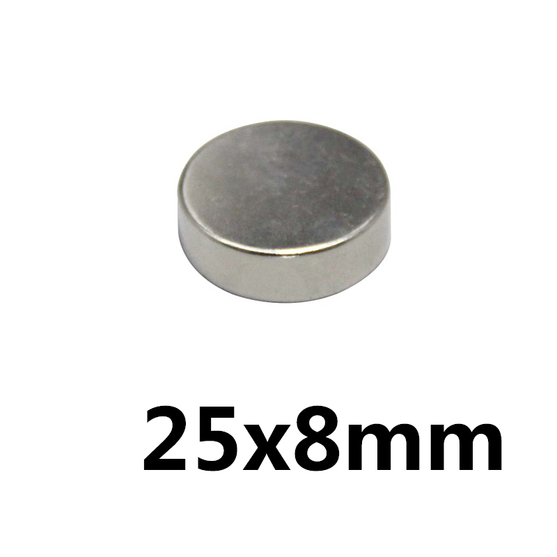 "Neodymium Disc magnet 35N 1//2/""dia X.060/""thick diametically magnetized 12each lot"