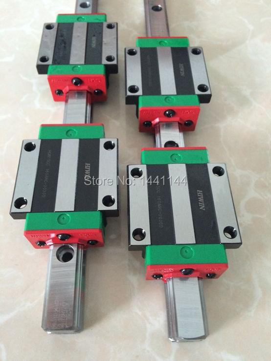 HIWIN linear rail 2pcs HGR25 -1550mm + 2pcs HGR20 -1575mm + 4pcs HGW25CA + 4pcs HGW20CA + 2 sets Ballscrew support  FK20/FF20 бокс для хранения noah international 9style