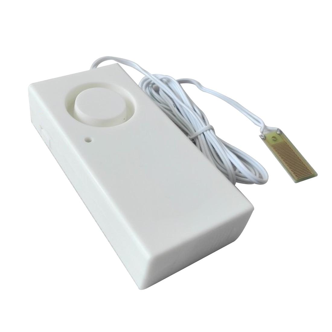 Neue Wasser Leck Alarm Flut Ebene Überlauf Detektor Sensor Alarm Home Security Alarm Leckage Alarm Detektor