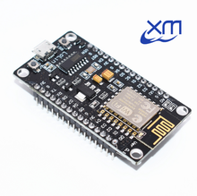 Wireless module NodeMcu v3 Lua WIFI Internet of Things development board ESP8266 with pcb Antenna and usb port ESP-12E CH340(China)