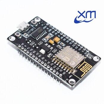 Беспроводной модуль NodeMcu v3 v2 ESP32 D1MINI Lua WIFI плата ESP8266 с pcb антенной и usb портом ESP-12E CH340 CP2102