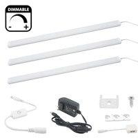 Dimmable LED Kitchen Under Cabinet Rigid Strip Light 3x0 3m 17W LED Rigid Bar Light Kit