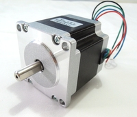 NEMA23 stepper motor 57x56mm 4-lead 3.0A 1.2N.m / Nema 23 motor 56mm 170 Oz-in for 3D printer for CNC engraving milling machine