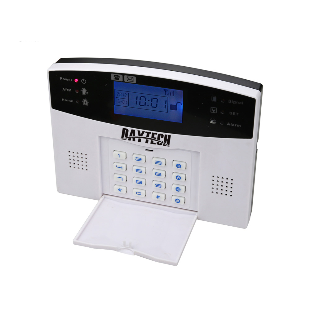 daytech wireless gsm sms burglar intruder alarm security system rh aliexpress com home alarm pdf home security guide