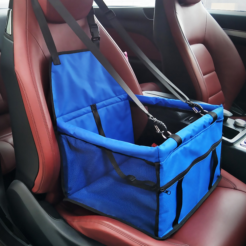 5kg Small Dog Car Travelling Carrier Box Dog/Cat Safety