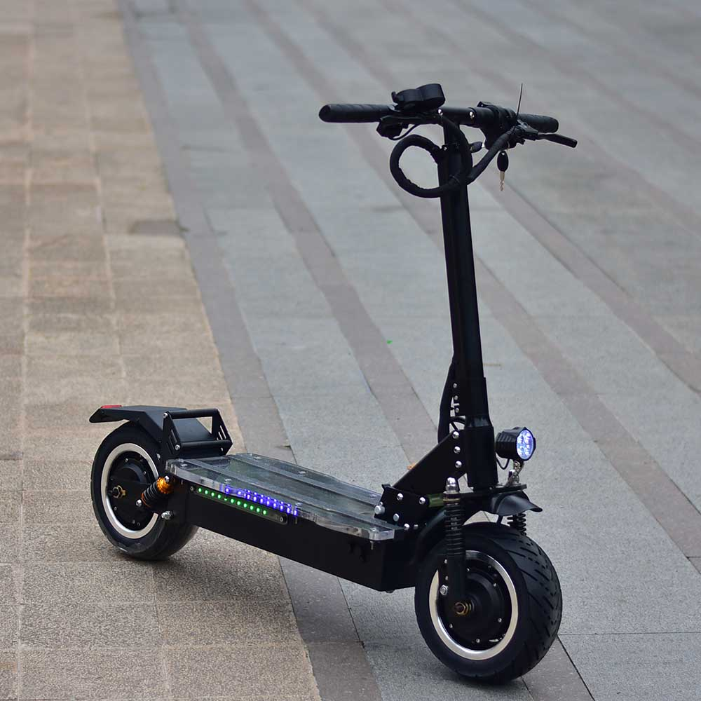 e roller skateboard Electric Scooter with 60V/3200W Motors Powerful Kick Foldable electric scooters