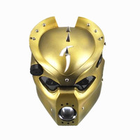 LED 28 43mm Adjustable Pig Head Light Headlight For Honda Suzuki Yamaha Kawasaki KTM Motorcycle Custom