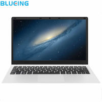 Gameing laptop 15.6 inch ultra slim 6GB RAM 256GB large battery Windows 10 WIFI bluetooth Laptop computer PC free shipping