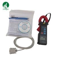 ETCR6100 AC/DC Clamp Meter Process Type Clamp CT, noncontact mode Frequency 50Hz, 60Hz Automatic identification
