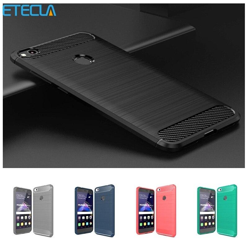 Para Huawei Lite 2017 Caso Em Huawei P9 P9 Lite 2017 caso Da Tampa do Huawei P9Lite 2017 Caso No Mix de Silicone Híbrido casca Mole de proteção