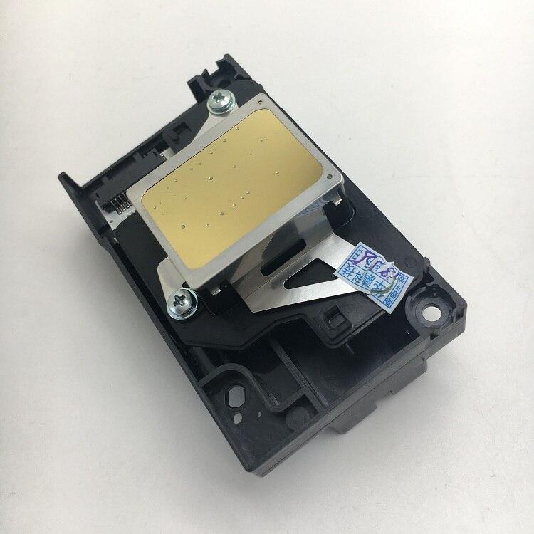 Originale 99% Nuovo F173080 F173090 Testina di Stampa Testina di Stampa Per Epson R265 R270 1390 1400 1410 1430 1500 Testina di stampa L1800