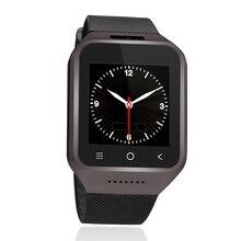 HEIßER Tragbare Geräte Smartwatch Sport Fitness Activity Tracker Uhr Wifi Bluetooth Musik Video-Player, GPS Navigation
