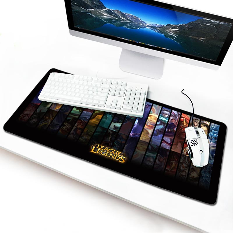 MSI mouse pad best seller pad to mouse notbook computer mousepad large gaming padmouse gamer to laptop LOL|msi mouse pad|mouse padbest mouse pad - AliExpress