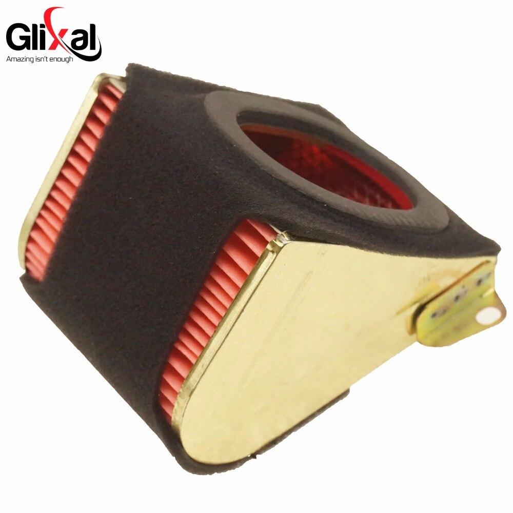 Glixal ATMT1-160 GY6 125cc 150cc 152QMI 157QMJ Triangle Air Filter Chinese Scooter Moped ATV Go Karts Taotao,Jonway,Sunl,Tank,Peace,Dongfang,Kazuma,JCL,BMS