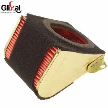 Glixal GY6 125cc 150cc 152QMI 157QMJ filtro de aire triangular Scooter chino ciclomotor ATV Go-Karts Quads