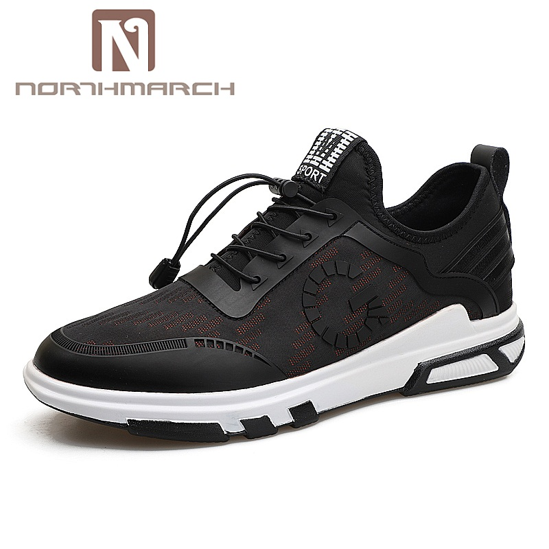 NORTHMARCH Male Shoes Adult Fashion Sneakers Breathable Men'S Casual Shoes Footwear Mens Trainers Zapatillas De Hombre Moda 2018 northmarch man shoes genuine leather mens sneaker luxury brand mens trainers footwear zapatillas hombre casual mocasines hombre