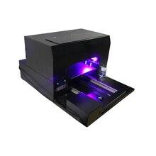 Хорошее качество с 6 лет планшетный принтер производство A3 размер УФ-принтер и чехол для телефона, U диск, бизнес печати карт мачачи