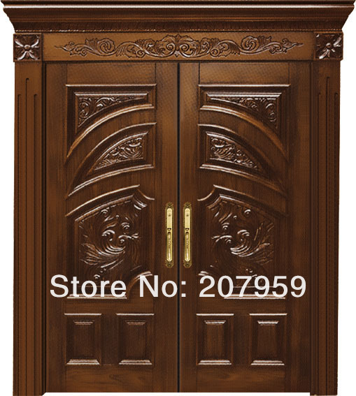 Buy 2015 solid wood door modern wood door for Door design in pakistan