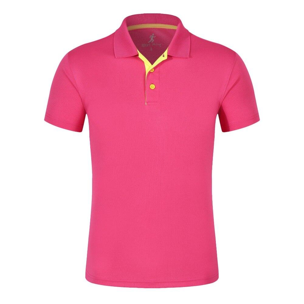 BINYUXD summer Men's   t     shirt   Brand Quick-drying Fashion Splice lapel men woman tshirt business casual teen Male   T  -  shirt   tees