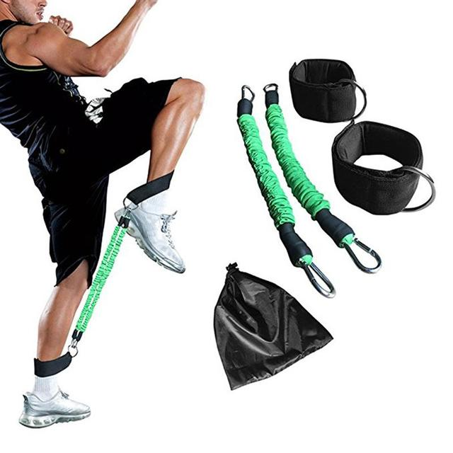 Fitness Workout Ankle Resistance Bands Leg Training Resistance Band