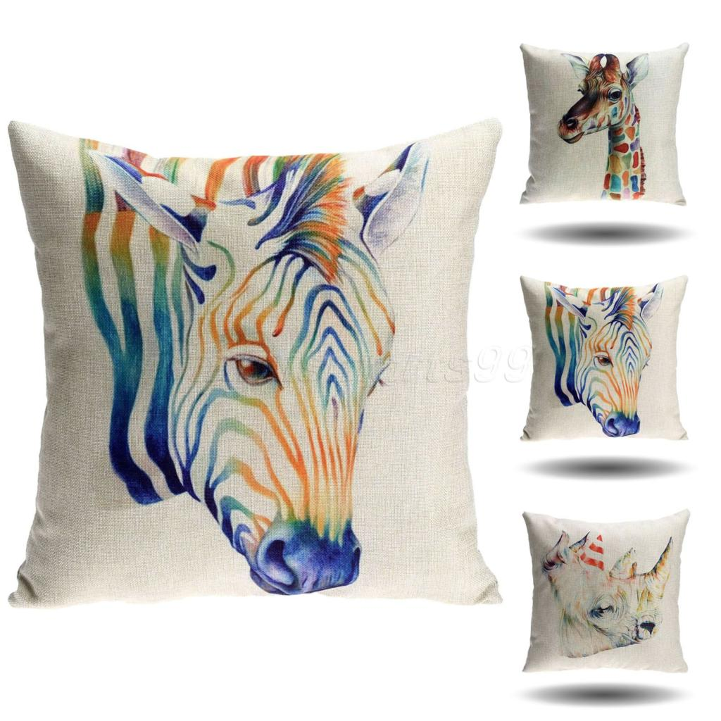 Online Buy Wholesale throw pillows rhinos from China throw pillows ...