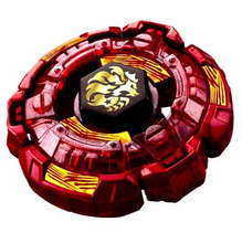 BEYBLADE WBBA LIMITED 4D FANG LEONE BURNING CLAW METAL FUSION BB116D