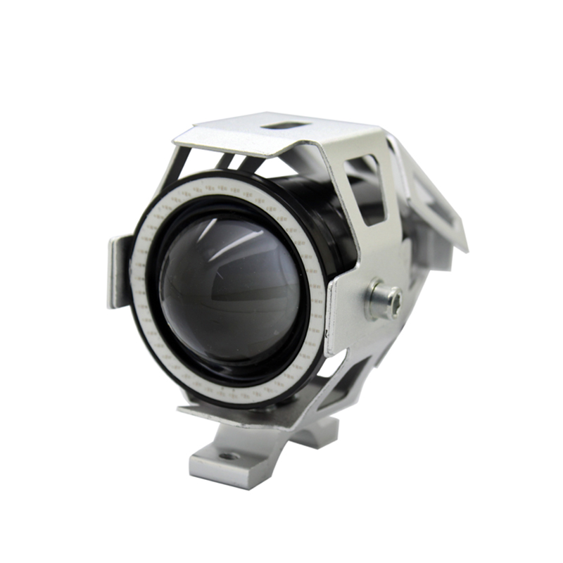 SUNKIA 2Pcs / Lot Devil Eye 12-80V CREE Chip U7 LED Avtomobil DRL - Avtomobil işıqları - Fotoqrafiya 5
