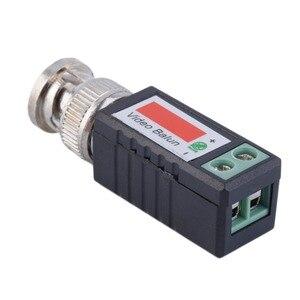 Image 3 - ESCAM émetteur vidéo passif 1 paire, connecteur BNC, adaptateur Coaxial pour caméra Balun CCTV, DVR, BNC UTP