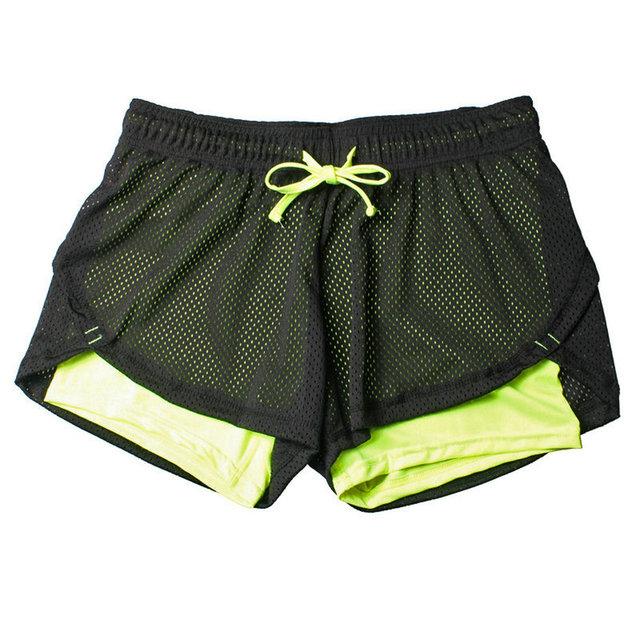 Carmen Yoga Shorts