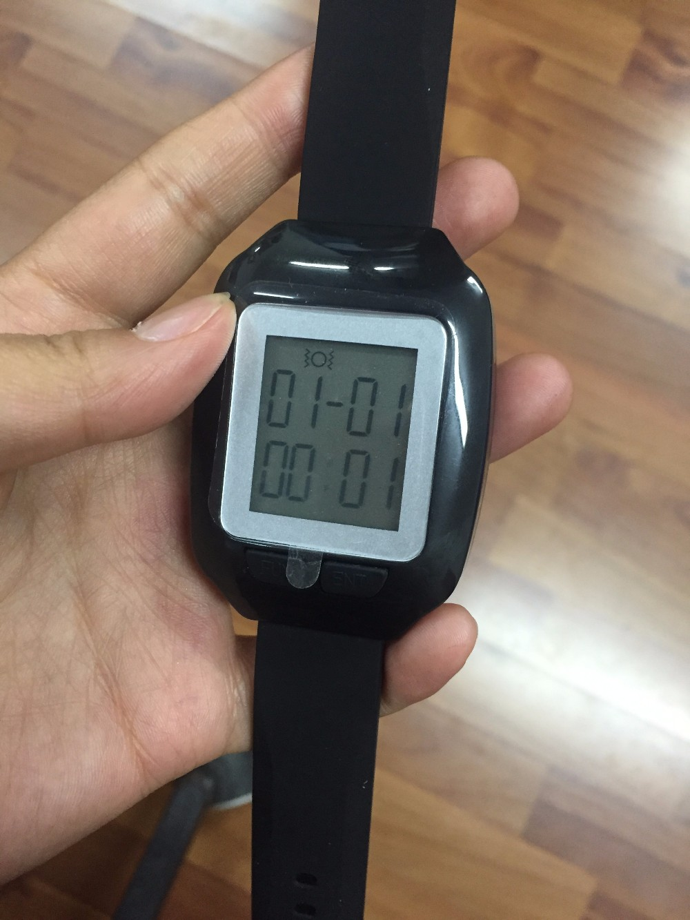 AC-S800  battery  watch