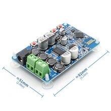 TDA7492P receptor, por Bluetooth 4,2, amplificador CSR8635 de tarjeta de Audio 2x25W para altavoces de 4/6/8/16 Ohm, piezas de módulo
