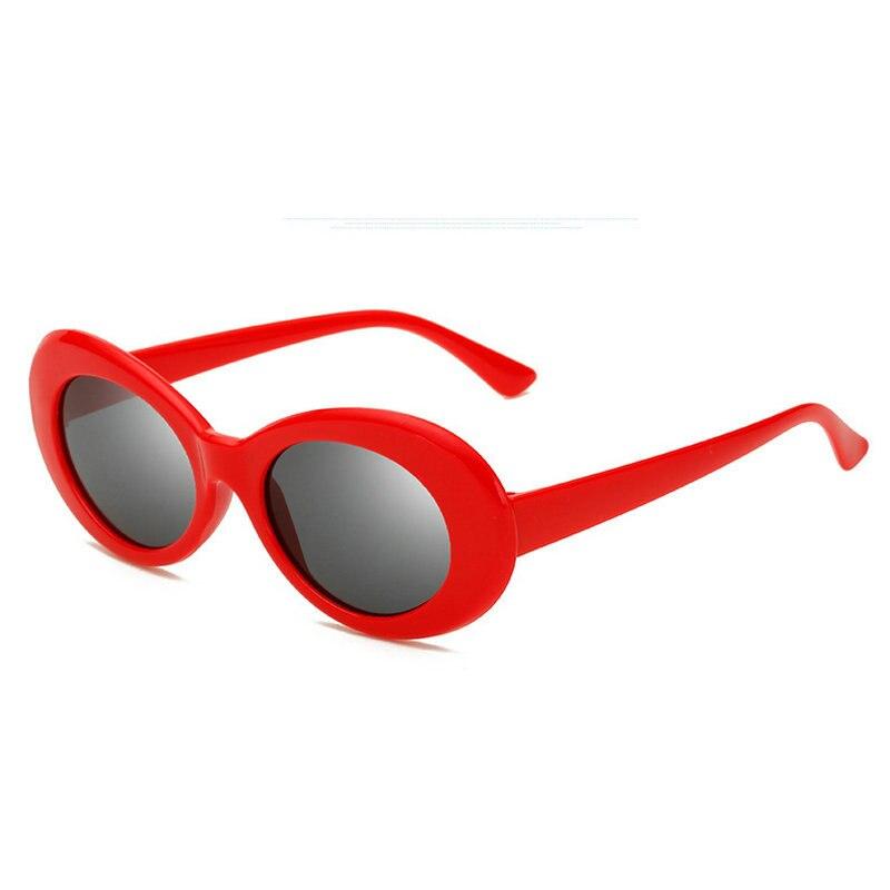 Ehrlichkeit Mincl/neue Baby Ozean Film Sonnenbrille Kinder Mode Transparente Runde Sonnenbrille Einzigartige Party Sonnenbrille Fml