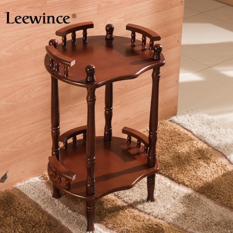 Leewince хранения Держатели многофункциональная полка Дисплей стойки Кофейные столики угловая полка выбор продуктов Мебель Пристенные столик... ...