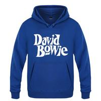 2017 New Men Women Spring Autumn David Bowie Pullover Clothing Casual Sweatshirts Hoodies Jacket Coat