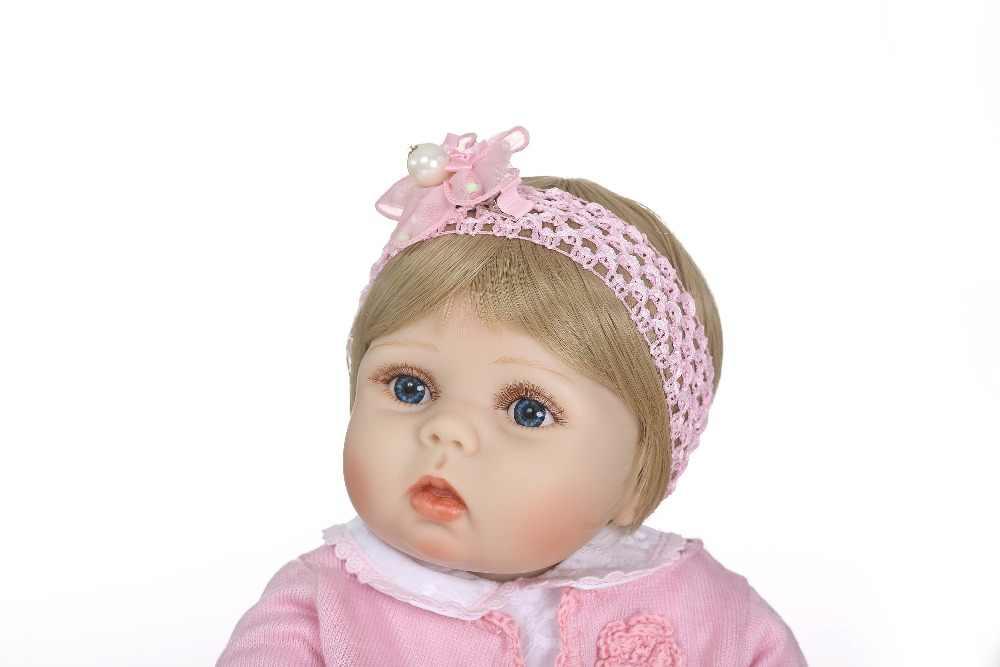 56 Cm Grote Baby Volledige Siliconen Lichaam Bebe Pop Reborn Baby Poppen Boneca Reborn Realista Speelgoed Action Figure Xmas Gift voor Kids
