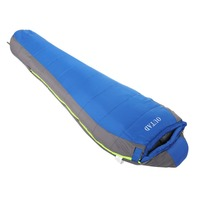 OUTAD Portable Outdoor Winter Mummy Type Thermal Warm Adult Lightweight Cotton Sleeping Bag For Camping Adventure