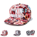 2016 Fashion Color Baseball Caps Adjustable Snapback Casquette Bone Flower Hip Hop For Women Sombreros Hats Ventilate Comfort