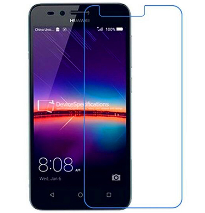 9H Tempered Glass Cover For Huawei <font><b>Honor</b></font> Y6 <font><b>4C</b></font> Pro 3C P8 P9 Lite 2017 Y6 II Compact GR5 5X Y3 II 2 Enjoy 5S GR3 Screen <font><b>Case</b></font> Film
