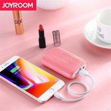 Joyroom Power Bank External Mobile Phones Battery Charger LED Light Portable 2600 – 10000 Mah Powerbank For Mobile Phone Tablet