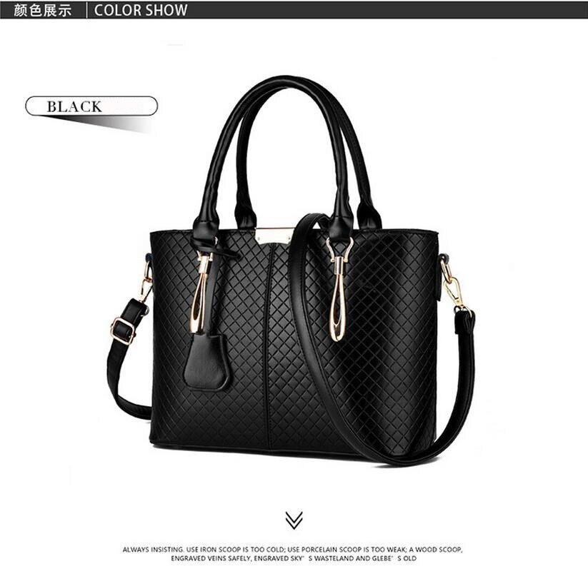 de Couro Bolsas Moda Mulheres Messenger Bags